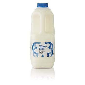 Draynes Barista Milk Whole 2L